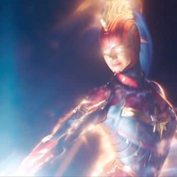 Captain Marvel Can DEFINITELY Lift Mjolnir Says Brie Larson