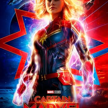 Marvel Studios Releases New Captain Marvel Trailer