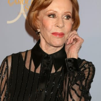 Carol Burnett, Recipient of the Inaugural Carol Burnett Award