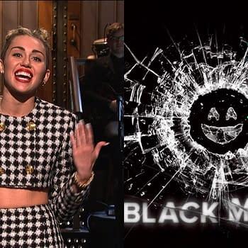 Black Mirror: Miley Cyrus Kinda Confirms Season 5 Role to Howard Stern