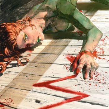 DC Pulls Heroes in Crisis Poison Ivy Death Cover at Tom King's Request