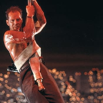 Die Hard IS a Christmas Movie Says LAPD NYPD