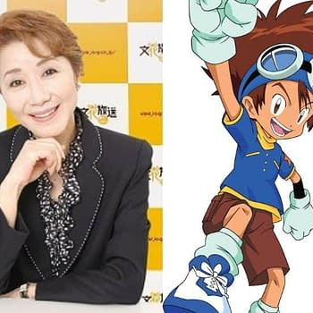 Digimon Adventure Voice Actress Toshiko Fujita Passes Away Age 68