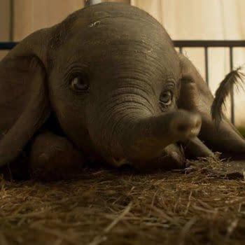 Disney Shares new 'Dumbo' Teaser for New Year's Eve