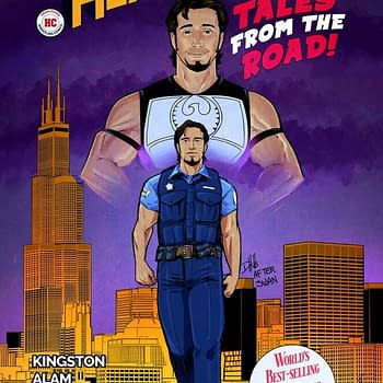 The Beacon a New Headlocked One-Shot Co-Written by Mustafa Ali is 99 Cents for Christmas Eve