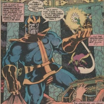 Scott Edelman Learns Marvel is Reprinting His Thanos Story from Bleeding Cool