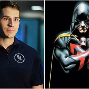 Stargirl: S.W.A.T.s Lou Ferrigno Jr. Cast as Golden Age Hourman in DC Universe Series