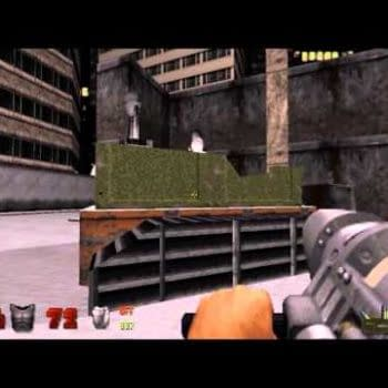 Duke Nukem 3D Nuclear Winter LV1: Deja Vu (100% secrets)