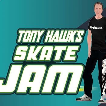 Tony Hawk has a New Game for Mobile