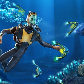 Grab a Free Copy of Subnautica on the Epic Store Over the Holidays