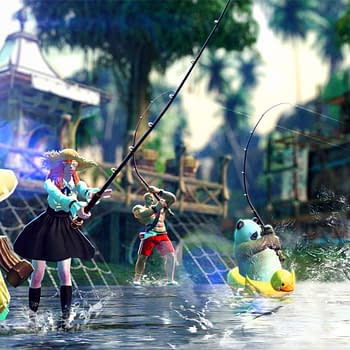 The BAF Masters Update and Wintera Event are Headed to Tera PC