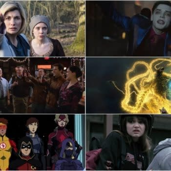 Bleeding Cool's TV Scorecard: Your Guide to January 2019's Premieres/Returns (UPDATED)