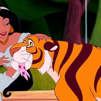Yes Aladdin Will Still Have Princess Jasmines Companion Raja