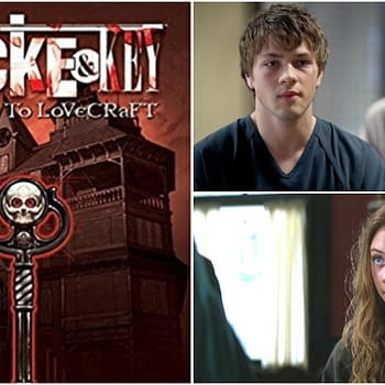 Locke &#038 Key: Netflix Welcomes Connor Jessup Emilia Jones to the Locke Family