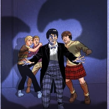 Doctor Who: Patrick Troughton's Second Doctor Returns in Restored, Animated 'The Macra Terror'
