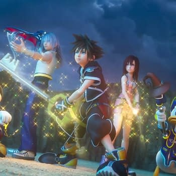 Kingdom Hearts 3 Will Have Hidden Endings and Patch Updates