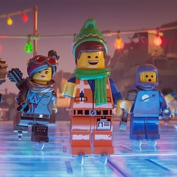 Emmet Throws a Holiday Party in this New The LEGO 2: The Second One Short