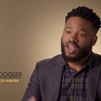 Ryan Coogler Talks Black Panther Creative Production Team