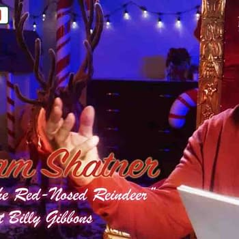 Watch William Shatner ZZ Tops Billy Gibbons Perform Rudolph