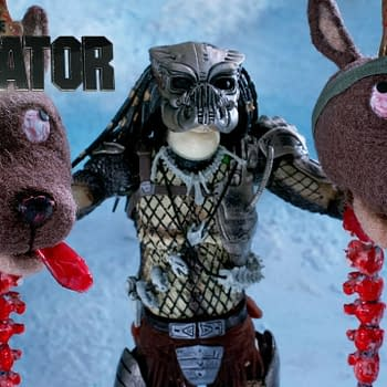 The Predator Holiday Stop-Motion Special is Here