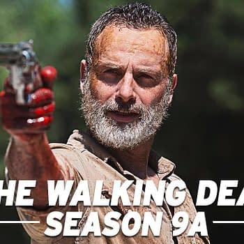 The Walking Dead Season 9a Recap: Bye Rick (For Now) Hello Whisperers (VIDEO)