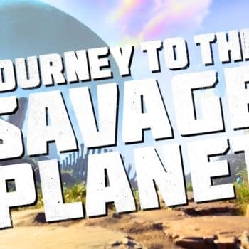 Journey to the Savage Planet - Reveal Trailer   VGAs 2018