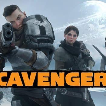 Midwinter Entertainment Reveals Co-op Shooter Scavengers
