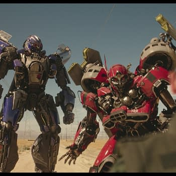 New Bumblebee Clip and Featurette Highlights the Triple Changers