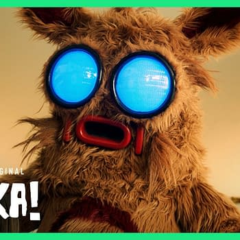 Check Out Cast and Crew Talking Into the Darks Pooka