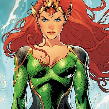Mera: Queen of Atlantis Stands on Its Own in Anticipation of Aquaman Movie