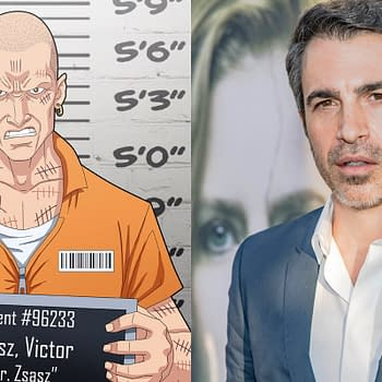 Birds of Prey: Chris Messina Cast as the Sadistic Victor Zsasz