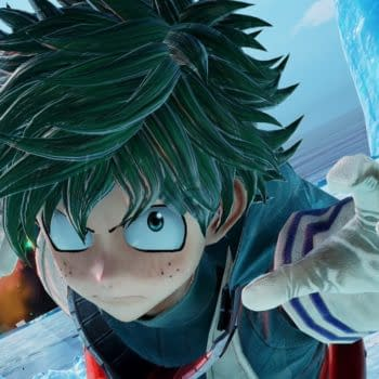 The Latest Trailer for Jump Force Shows Off Deku and Asta in Action