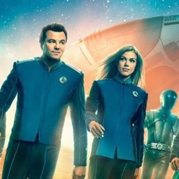 """""""The Orville"""": Seth MacFarlane's Hit Sci-Fi Series Sets Course for SDCC 2019"""