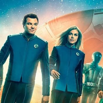 Bad News 'The Orville' Fans- Yes, [SPOILER] Has Exited Fox Series