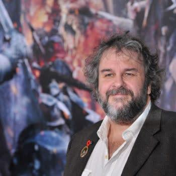 Peter Jackson, Philippa Boyens Talk Amazon's 'Lord of the Rings' Series