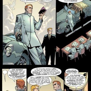 Self-Swipe File: Mark Millar Turns Superman: Red Son Into Prodigy #1 (Spoilers)