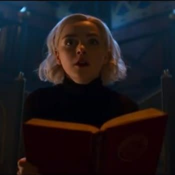 Chilling Adventures of Sabrina Returns for Season 2 in April; New Teaser Released