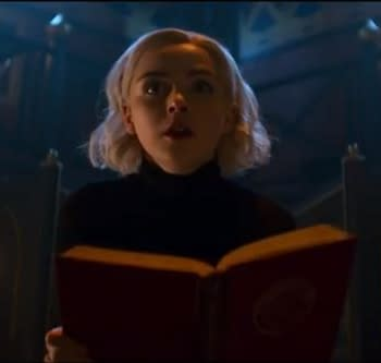 Chilling Adventures of Sabrina Returns for Season 2 in April New Teaser Released