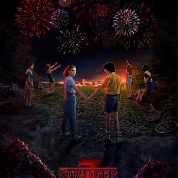 Stranger Things 3: Be There July 4th When Blue and Yellow Meet In The West (VIDEO)