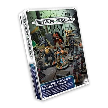 Character and Mission Expansion for Mantics Star Saga: Review