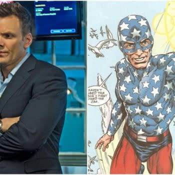 Stargirl: Community's Joel McHale Cast as Golden Age Starman in DC Universe Series