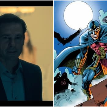 Stargirl: The Haunting of Hill Houses Henry Thomas Cast as Dr. Mid-Nite