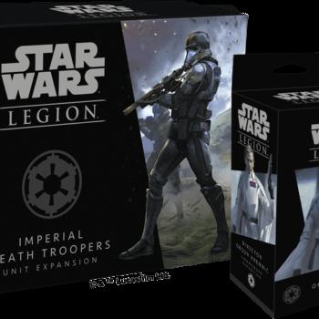 Director Krennic Set to Reinforce Empire Players for Star Wars: Legion