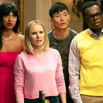 The Good Place Season 3: Our Holy Mother Forking Shirtballs Recap (BC Rewind)
