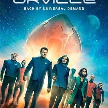 Star Trek: Discovery The Orville Both On Tonight- Brannon Braga Says to Watch&#8230