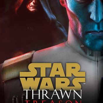 Star Wars &#8211 Grand Admiral Thrawn is Back in Thrawn: Treason