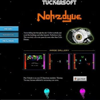 Black Mirror: Bandersnatch – Take a 'Nohzdyve' Into A Tuckersoft Game