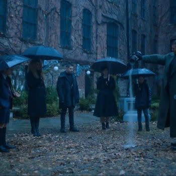 The Umbrella Academy: The Hargreeves Family Goes Super Dysfunctional (FIRST-LOOK)