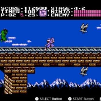 Adventures of Lolo, Ninja Gaiden, and Wario's Woods Coming to Switch Online