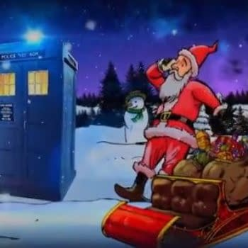 BBC Releases Surprise 2018 Doctor Who Christmas Special – on Twitter